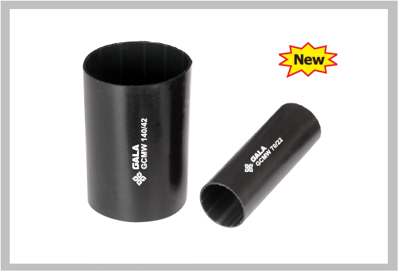 Post Tensioning Duct Joint Sleeve Coupler Touch Proof